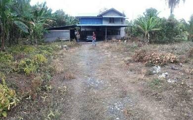 Tanah dan rumah utk dijual, Pontian