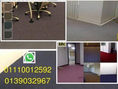 Q. Karpet carpet pejabat murrahh