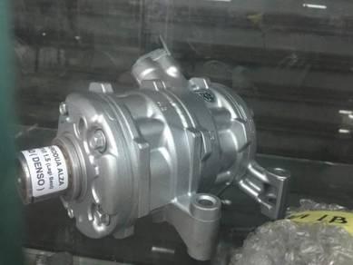 Myvi Lagi Best Alza Aircon Compressor AC Air cond