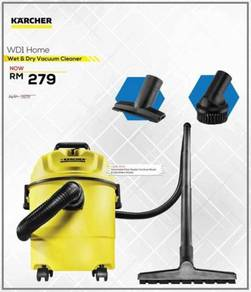 Karcher WD1 1000W Multi-Purpose Vacuum Cleaner