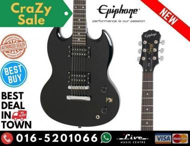 Epiphone SG Special VE Electric Guitar, Ebony