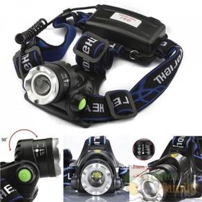 Rechargeable led headlamp 05