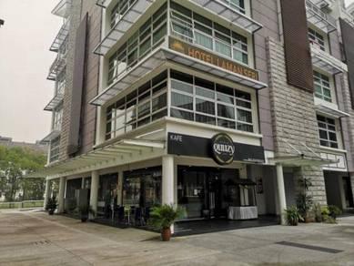 Ground Floor | Endlot Unit at Laman Seri Business Park Seksyen 13