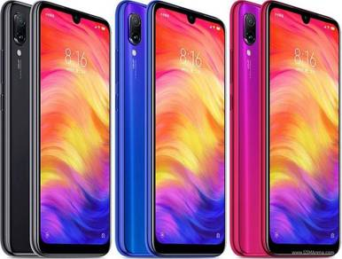 XIAOMI REDMI Note 7 (3GB RAM | 32GB ROM)+ Mi BAG