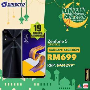 ASUS ZenFone 5 ZE620KL- (4GB RAM) JUALAN RAYA