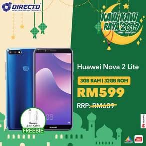 HUAWEI nova 2 lite (5.99 inci |3GB RAM)JUALAN RAYA