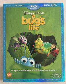 A Bug's Life BluRay