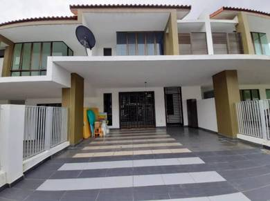 Double Storey Perjiranan 15 Bandar Dato Onn Taman Daya Setia Indah