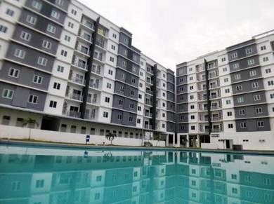 UNDERVALUED condominium in Kampar