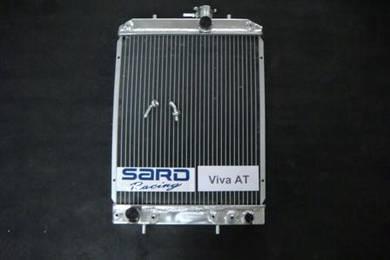 SARD aluminum radiator kancil L2 L5 - Viva