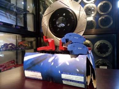 Vttr oversize kit 302MM front for HONDA EK CITY 08