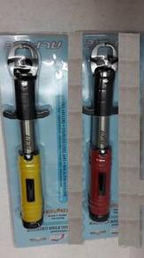 ALPINE V2 Yellow Red Fish Lip Grip With 22kg Scale