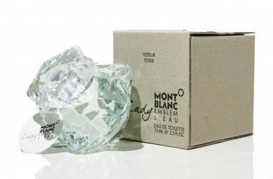 MONTBLANC Lady Emblem L'Eau Tester Perfume