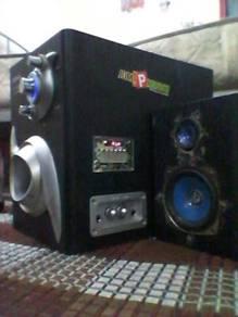 Hi Fi Speaker System