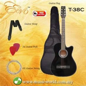 Guitar T38CBK EVO