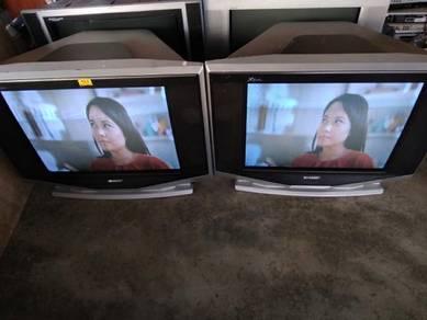 Tv dari hotel terpakai 29 inci