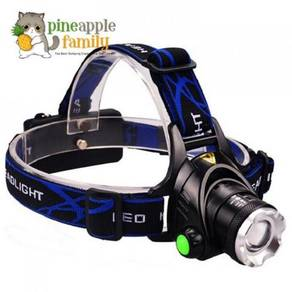 Rechargeable led headlamp 06