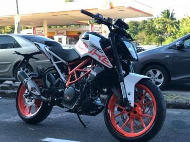 KTM 390 Duke ABS MY-17