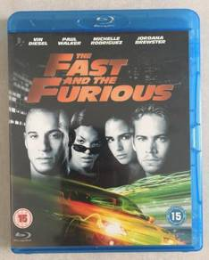 The Fast & the Furious BluRay