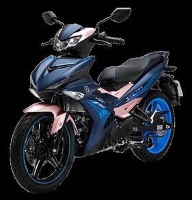 Yamaha y15zr doxou deposit rendahhh