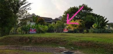 Vacant Bungalow Land Precint 10 Putrajaya