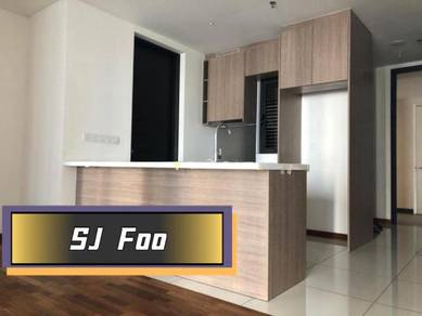 The Tamarind renovated 2 carpark high floor good condition worth buy