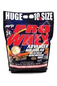 Mvp pro whey protein bina badan cantik naik otot