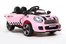 Children mini cooper car ride