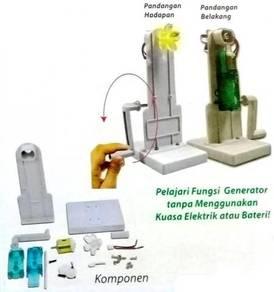 Kit Generator Dinamo DIY (BM)