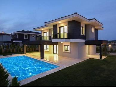 Bank Loan Rejected Luxury freehold 2Storey House 24x80, Cyberjaya