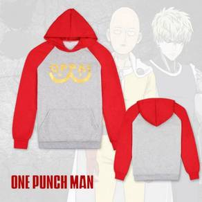 Anime One punch man saitama sweater