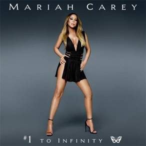 Mariah Carey 1 to Infinity 180g 2LP