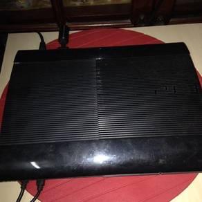 Sony Ps 3 Super Slim 320gb
