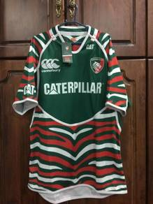 Canterbury Leicestre Tigers Rugby Jersey