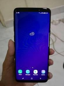 Samsung S9 plus 64gb midnight black same new