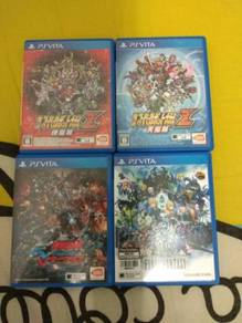 PlayStation Vita Ps Vita Psvita Psv Used Games