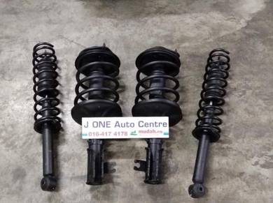 Used oem absorber with oem spring wira 1.6