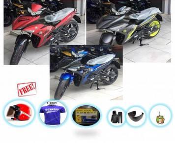 Yamaha Y15 Y15ZR Y15 ZR LC 150