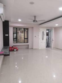 3-stys Freehold Link house Taman Megah Kepong Renovated