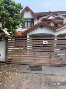 Sri Petaling. 2-sty Terrace House for SALE