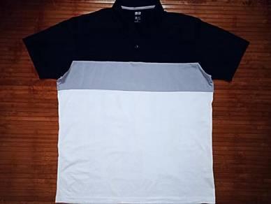 Authentic UNIQLO 3 TONE SzL Collar Shirts