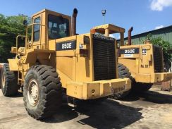 Used CATERPILLAR 950E(2) Wheel Loader
