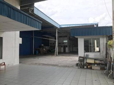 1-1/2 Storey Factory at Silibin, Ipoh