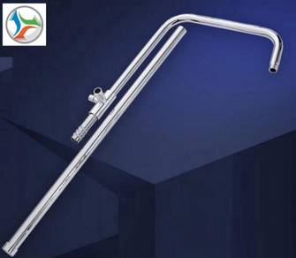 [HB313] S/S Shower Arm Extension Bend Pipe