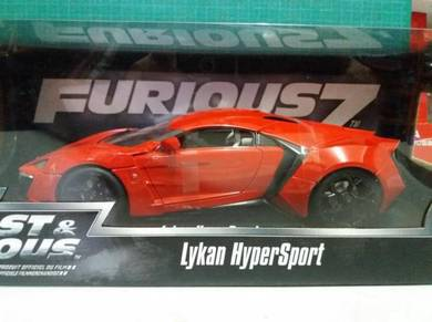 Lykan HyperSport Fast & Furious