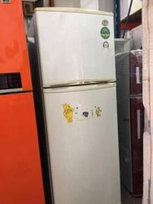 Fridge 2 Pintu Peti Sejuk Ais LG Refrigerator