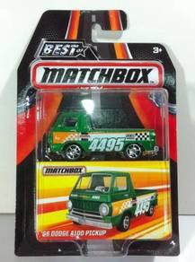 Matchbox Best Of Matchbox '66 Dodge A100 Green