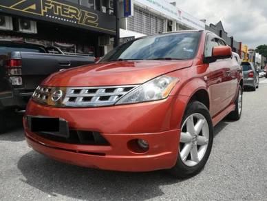 Nissan Murano INGS Bodykit Skirting