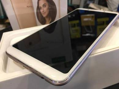 Oppo F5 Gold Used Perfect Condition Like New