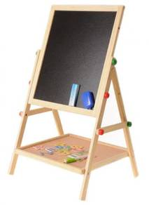 Kids Double Sided Magnetic Drawing & Writing Board
